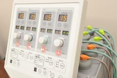 電気治療のイメージ