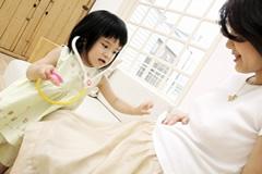 当院は、デリケートな妊娠中の交通事故治療を得意としています!のイメージ